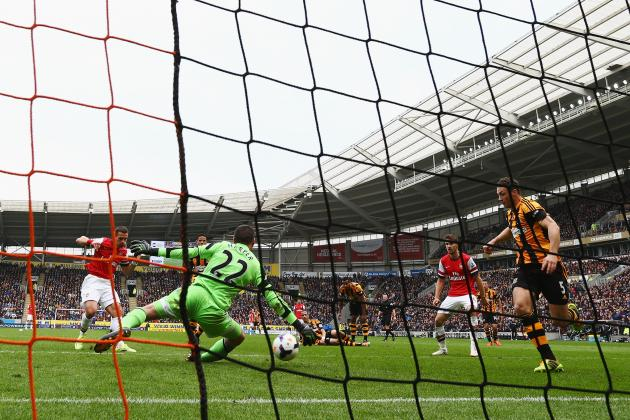 Arsenal vs. Hull City: FA Cup Final 2014 Start Time, Live Stream and Predictions