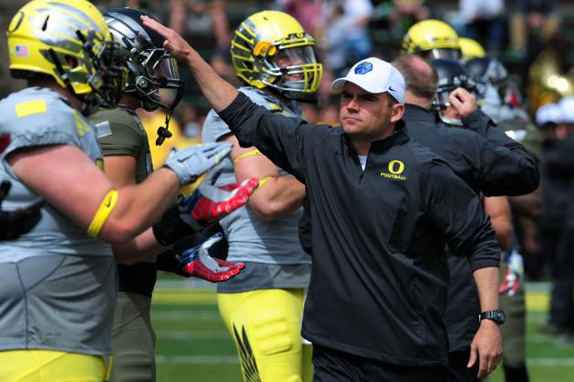 Oregon Football: Realistic Expectations for the Ducks' 2014 Season