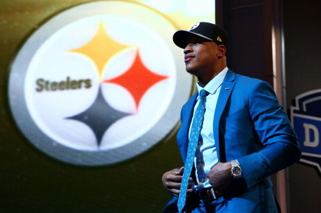 It's a Numbers Game for Shazier