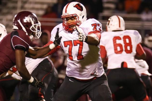 SEC Target 4-Star OG Javon Patterson Announces Top 5