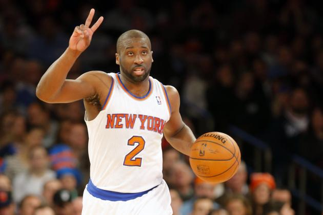Phil Jackson Reportedly Told Raymond Felton to Expect a Trade