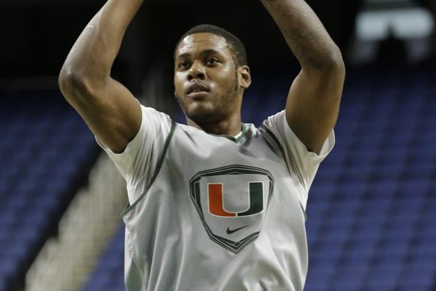 Marshall Lands Miami Transfer F James Kelly