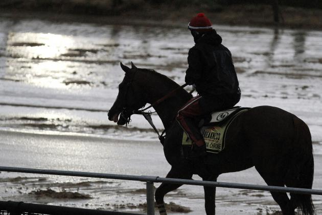 Preakness 2014 Weather: Latest Forecast for 139th Race at Pimlico Race Course