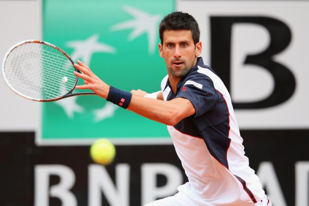 Novak Djokovic vs. David Ferrer: Score and Recap from 2014 Rome Masters