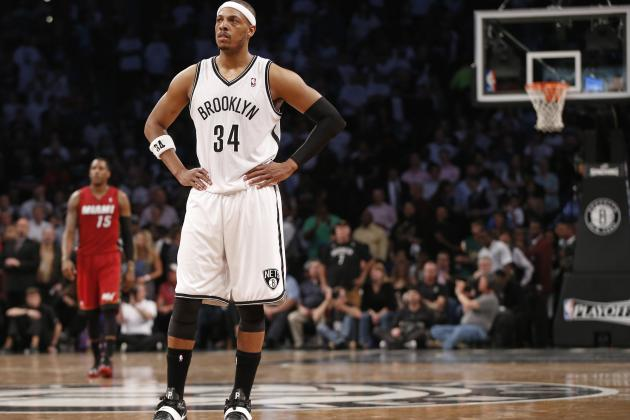 Examining Paul Pierce's Future: Where Will He Play Next Season?