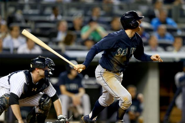 Mariners' Brad Miller Remains Positive Despite Horrendous Slump