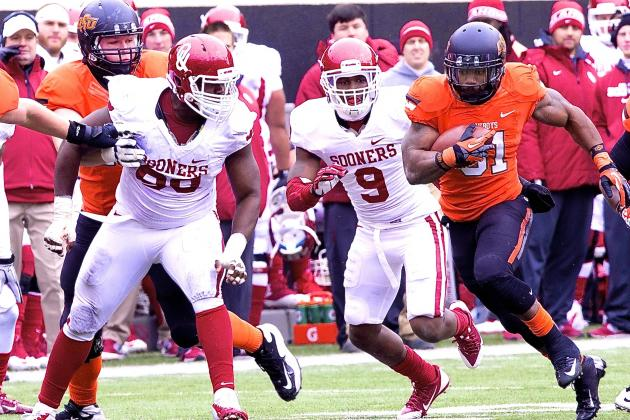 Should Big 12 Football Add a Conference Championship Game?