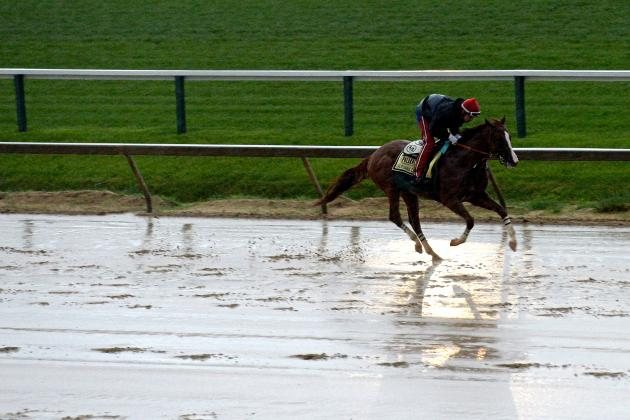 Preakness Start Time 2014: Race Post Info, NBC TV Coverage and More