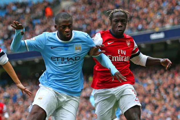 Bacary Sagna to Leave Arsenal After Telling Teammates He's Joining City