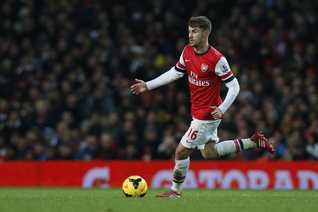 Arsenal Transfer News: Gunners Can't Afford to Lose Aaron Ramsey This Summer