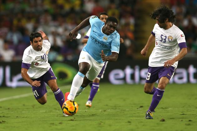 Micah Richards Could Save Manchester City Career with Centre-Back Switch