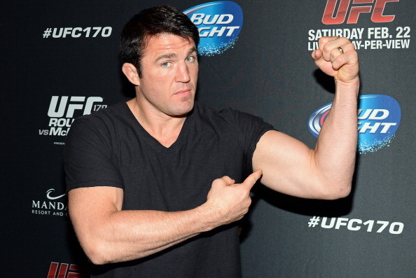 Jim Ross: Chael Sonnen Is ' Very Brilliant in How He Verbally Markets Fights'