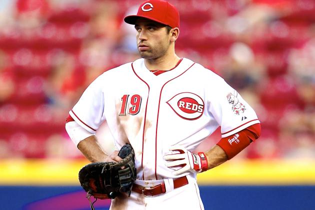Joey Votto Injury: Updates on Reds Star's Knee and Return