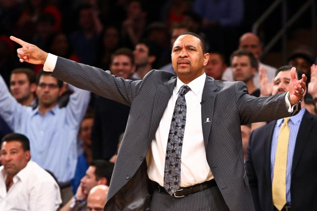 Mark Jackson Reportedly Added to NY Knicks' Coaching Prospect List