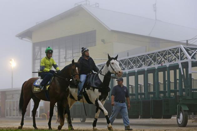 Preakness Odds 2014: Post Position Info and Vegas Lines for All Horses