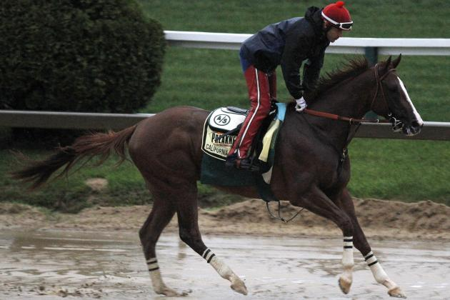 Preakness Schedule 2014: Live Stream, TV Coverage and Lineup Info