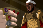 Watch: Game of Thrones, NBA Edition