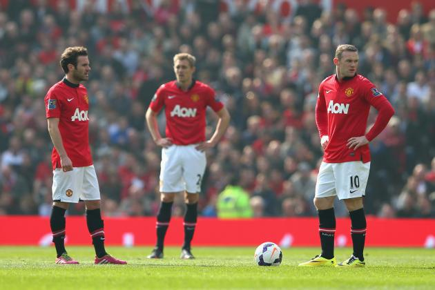Manchester United Transfer News: Red Devils Need Star Players to Return to Top 4