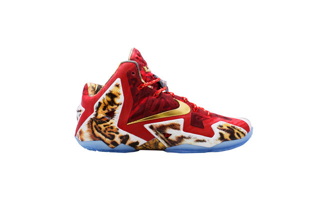 Nike and 2K Sports Release LeBron 11 2K14 Shoes Earned Solely Through Gameplay