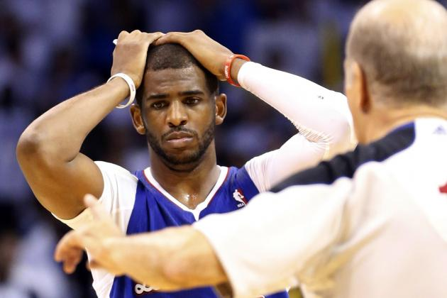 Can Chris Paul Reverse His Tarnished Postseason Image?