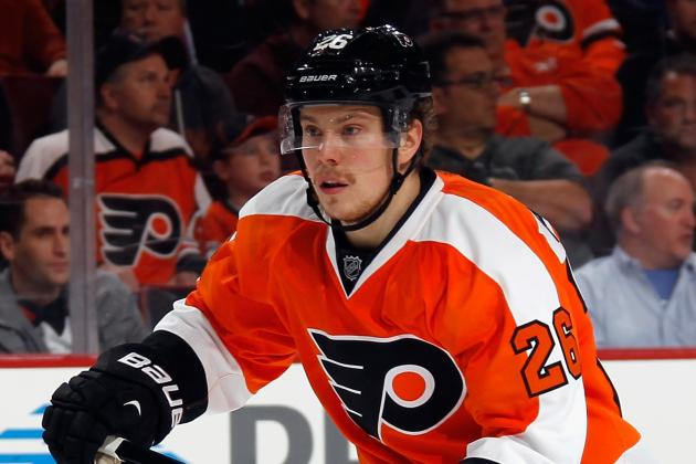 Flyers' Gustafsson Heading to KHL