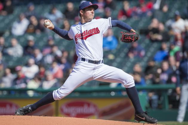 Indians to Recall Top Prospect Bauer to Start Tues.