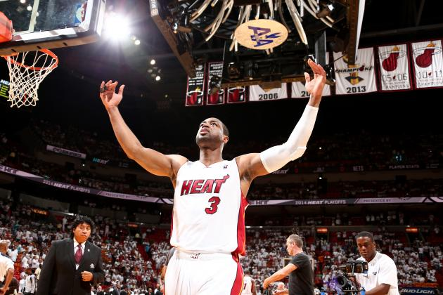 Dwyane Wade Looks Forward to Playing the Pacers: 'It's Good Basketball'