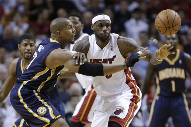 Complete Preview, Schedule and Predictions of 2014 NBA Eastern Conference Finals
