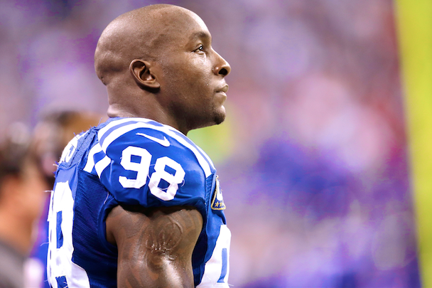 Robert Mathis Suspended: Latest Details, Comments and Reaction