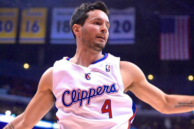 J.J. Redick Can't Hold Back Emotions After Clippers' Roller-Coaster Postseason