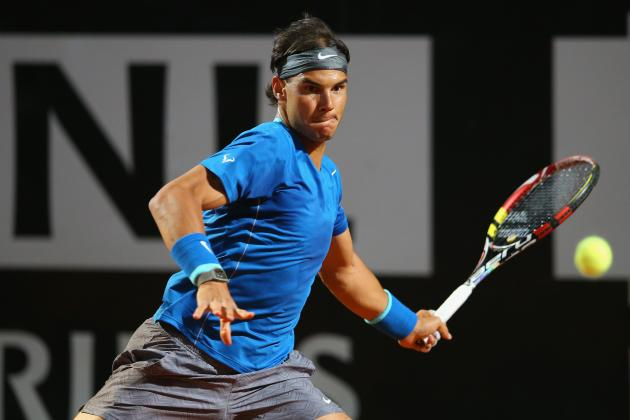 Rafael Nadal vs. Andy Murray: Score and Recap from 2014 Rome Masters