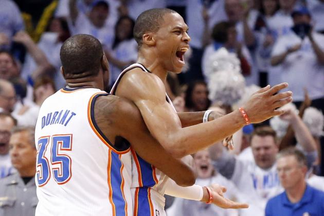 NBA Playoffs 2014: Updated Finals Odds Heading into Conference Championships