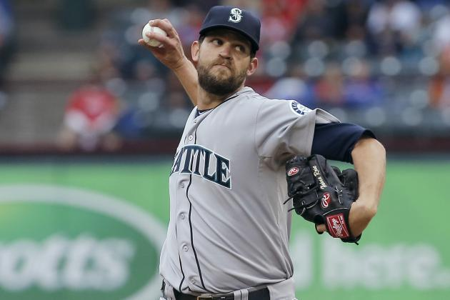 Mariners Notebook: Wilhelmsen Can't Explain Recent Scoreless Run