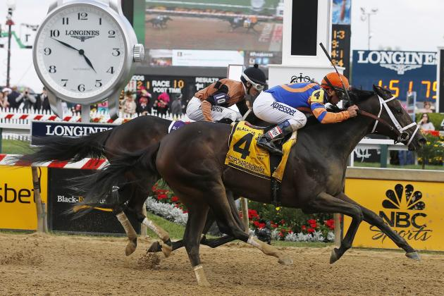 Stopchargingmaria's Victory at Pimlico Solidifies Trainer Todd Pletcher's Legacy