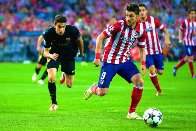 B/R Experts Predict Weekend's Big Matches: Arsenal and Atletico Face D-Day