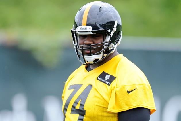 Steelers NT Daniel McCullers Having 'Run to the Ball' Beaten into His Head