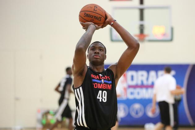 NBA Combine Results 2014: Measurements and Top Highlights from Day 2