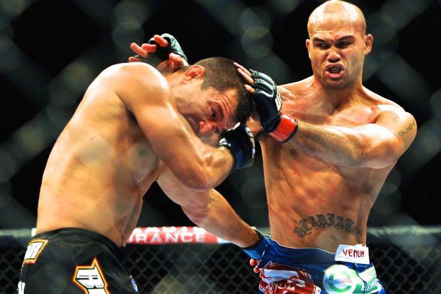 UFC 173: Robbie Lawler Focused on Jake Ellenberger, Wants Title Shot with Win