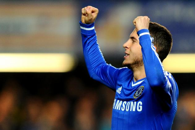 Eden Hazard Says He's Hoping for More Success at Chelsea