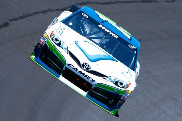 NASCAR at Charlotte 2014: Live Results and Analysis from Sprint Showdown