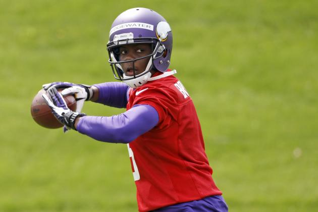 Teddy Bridgewater Will Win Vikings' Quarterback Battle over Christian Ponder