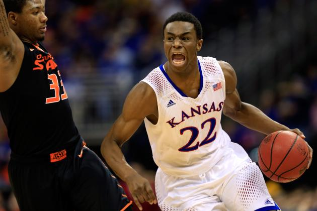 2014 NBA Mock Draft: Predicting Every Team's Round 1 Selection