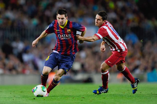Barcelona vs. Atletico Madrid: Simulating La Liga Title Decider on FIFA 14