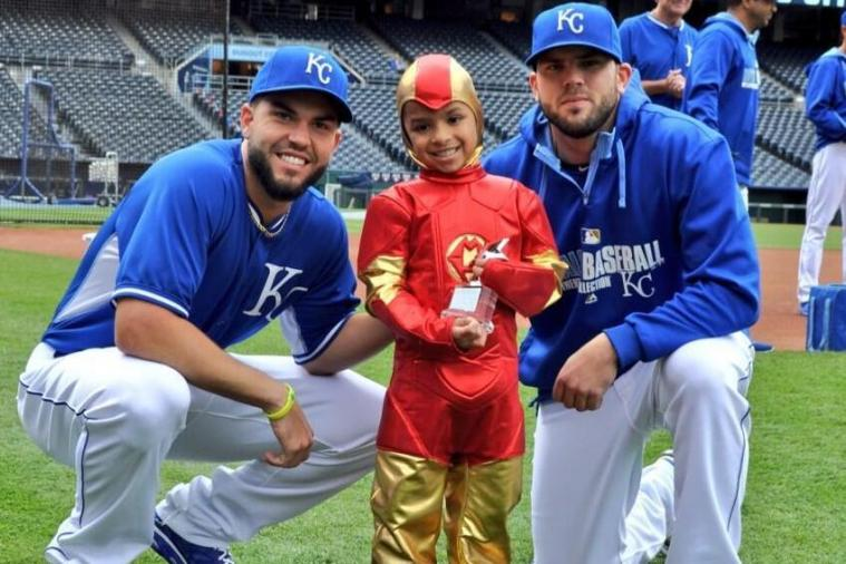 Boy Battling Leukemia Treated to Epic Day Thanks to Make-a-Wish Foundation