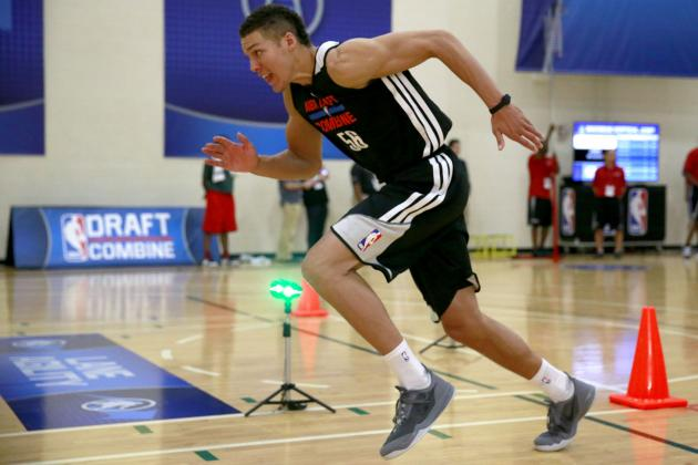 NBA Combine 2014: Prospects Who Emerged as Biggest Athletic Freaks in Draft