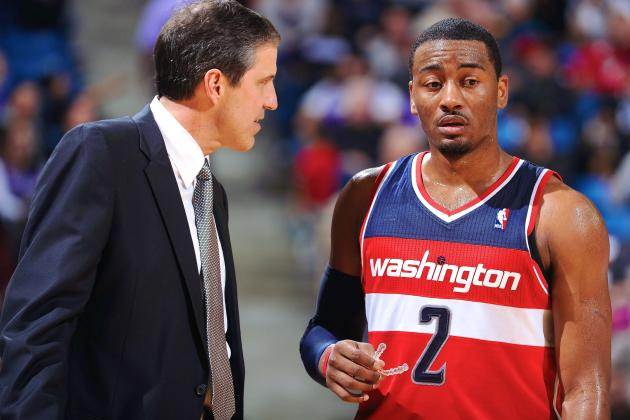 John Wall Endorses Return of Entire Washington Wizards Coaching Staff