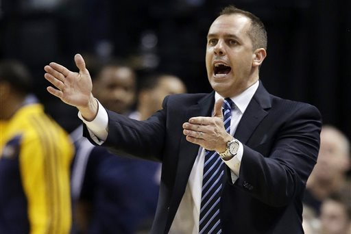 Did Frank Vogel Save Job by Returning Pacers to Eastern Conference Finals?