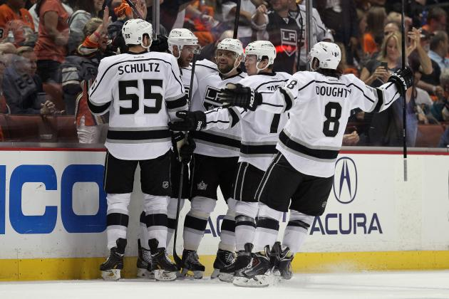 Kings vs. Ducks: Game 7 Score and Twitter Reaction from 2014 NHL Playoffs
