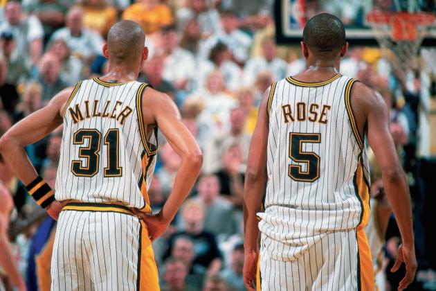 Jalen Rose: Reggie Miller Doesn't Acknowledge Me, Larry Brown Tried to Ruin Me
