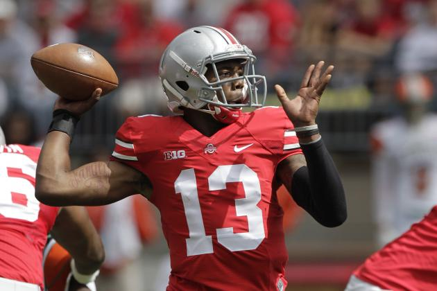 Buffalo Bills to Try out Former Ohio State Quarterback Kenny Guiton